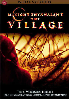 The Village (DVD,2004)