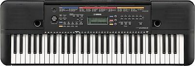 Yamaha PSRE263 61key 400 Voices Keyboard