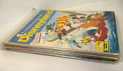 Disneyland 13 Cahiers / 1973 : 14 - 26 Comic - Peter Pan, Bambi, Alice (WR3)