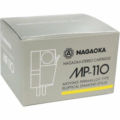NAGAOKA MP-110 STEREO CARTRIDGE FROM JAPAN w/ TRACKING FREE SHIPPING
