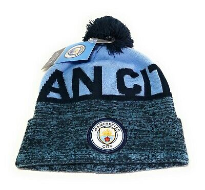 4c3cdfb20d4 ... Hat Cap Winter Soccer Official Merchandise New Season.  12.99 Buy It  Now 15d 0h. See Details. Manchester City FC - Pom Beanie (One Size)