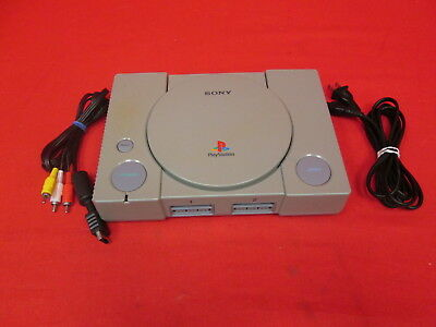 Sony PlayStation 1 Complete System Console PS1 1491