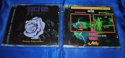 ACHE - 2CD Set - De Homine Urbano & Green Man / Pictures From Cyclus 7
