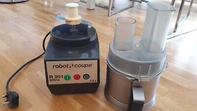 Robot Coupe R 201 Ultra Commercial Food Processor RRP £1026