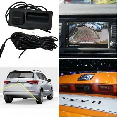 Genuine Seat Ateca / Arona Rear Handle Reversing Camera Kit Brand New In Box