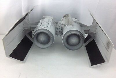 STAR WARS Tie Fighter Bomber 2002 Lucasfilm Hasbro 12.5""