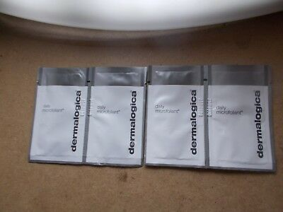 Dermalogica Daily Microfoliant Samples x 4