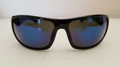 8c7a42744c Used Suncloud Turbine Sunglasses Gloss Black Frame and Brown Polarized Lense