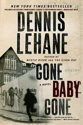 Gone, Baby, Gone: A Novel (Patrick Kenzie and Angela Gennaro Series) by Lehane,