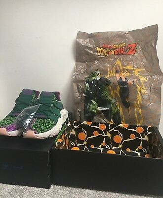 info for 24ce0 fa124 Adidas x Dragonball Z Prophere Cell UK 7 - Ready To Post With Receipt