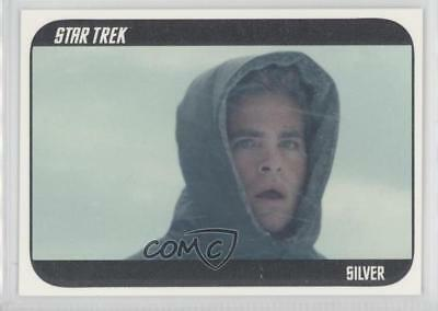 #52 Kirk Opens A Channel Card 6ki High Quality And Inexpensive Helpful 2014 Rittenhouse Star Trek Movies reboots