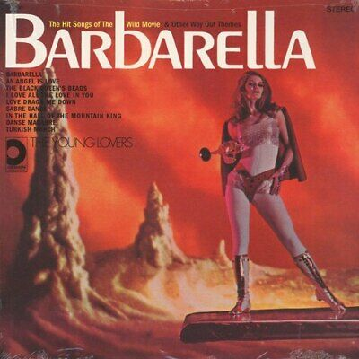 Barbarella - The Hit Songs Of The Wild Movie Vinyl LP-Brand New-Still Sealed