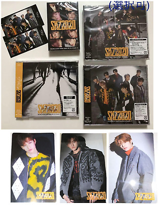 STRAY KIDS SKZ2020 3 CD + Cassette tape + 3 photocard Changbin Bangchan Seungmin