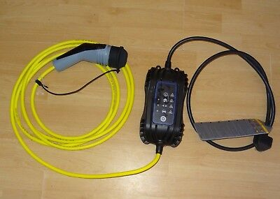 VAG GROUP  Passat GTE Golf GTE e-Golf e-UP charger charging cable type 2 uk plug