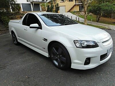 2012 Commodore VE 11 SS Ute 6sp manual