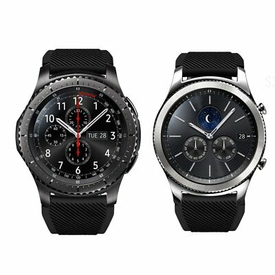 Replacement Soft Silicone Band Strap Bracelet For Samsung Gear S3 Frontier Watch
