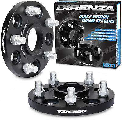DIRENZA 5x114.3 30mm ALLOY HUBCENTRIC WHEEL SPACERS FOR HONDA PRELUDE ACCORD