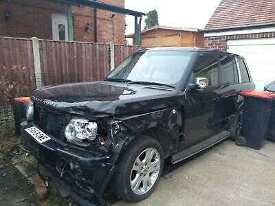 2003 Range Rover Vogue L322 Td6 Spares Or Repair