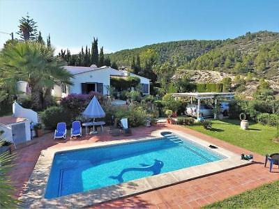 Villa For sale 8 mins from Oliva.. 13 mins from Glorious miles of sandy beaches