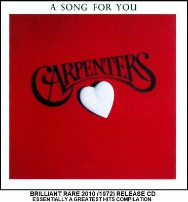 The Carpenters A Very Best Greatest Hits Collection RARE 2010 (1972) 70's Pop CD