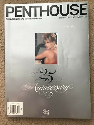 Penthouse Magazine 25Th Anniversary Special Collectors Edition 1994