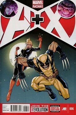 A Plus X # 6 Near Mint (NM) Marvel Comics MODERN AGE