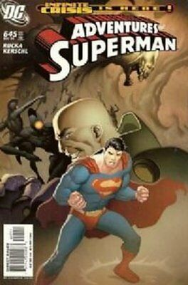 Adventures of Superman (Vol 1) # 645 Near Mint (NM) DC Comics MODERN AGE