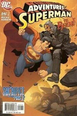Adventures of Superman (Vol 1) # 642 (VryFn Minus (VFN DC Comics AMERICAN