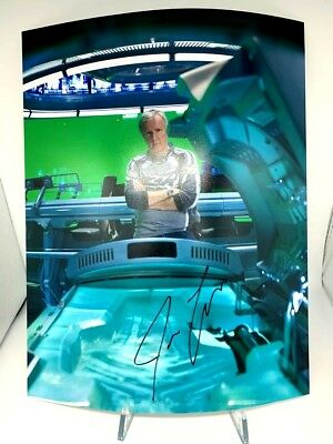 JAMES CAMERON Signed 11X14 Photo AVATAR AFTAL OnlineCOA