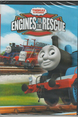 Thomas And Friends Engines To The Rescue (Dvd, 2014) New