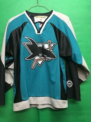 VINTAGE NEW WITH Tags San Jose Sharks Hockey-Nhl Koho Youth Small ... 7d20d1373