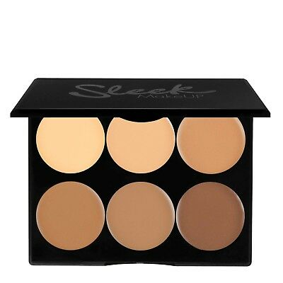 Sleek Cream Contour Kit - MEDIUM & EXTRA DARK