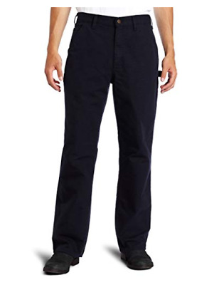 Men/'s Washed Duck Relax Fit Dungaree Desert 251 Carhartt 101710C