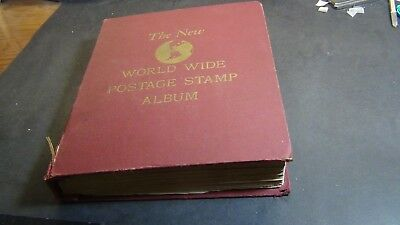 WW ~ A - Ven. stamp collection in Minkus album to '60 or so w/ 7,500 stamps