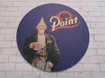 Beer Bar Collectible Coaster ~ ~ Stevens POINT Brewing Co ~ WISCONSIN Since 1857