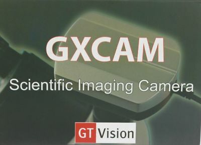 GXCAM 1.3MP Digital C-Mount Microscope Camera with GXCapture Imaging Software