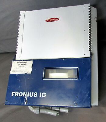 NEW SOLECTRIA PVI-13KW 480VAC Grid-Tied Solar Photovoltaic Inverter