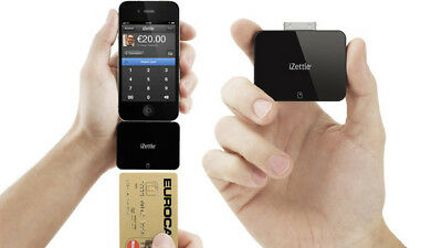 iZettle Pro Card Reader, Payment card reader for iPhone 4S, iPhone 4, iPad 1/2