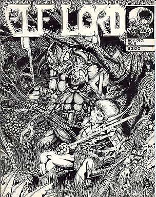 Elflord (1980 series) #6 in Near Mint condition. [*j4]