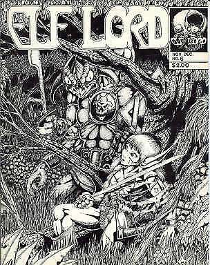 Elflord (1980 series) #6 in Near Mint + condition. [*g9]