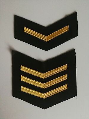 RAN Good Conduct and Long Service Badges
