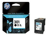HP Hp 301 - ch561ee - print cartridge - 1 x black - 190 pages - for de