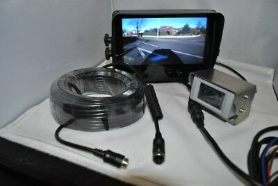 7 inch colour reversing camera system