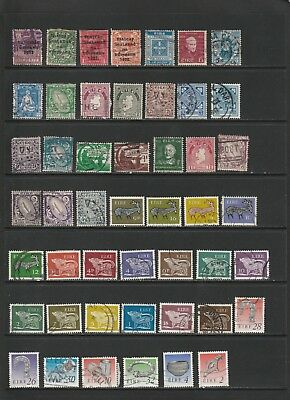 Ireland - Wide Ranging Stamp Selection  2 SCANS (1469)