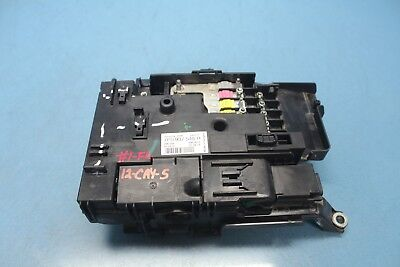 2012 Porsche Cayenne S 4.8L #1 Power Distribution Fuse And Relay Box Oem