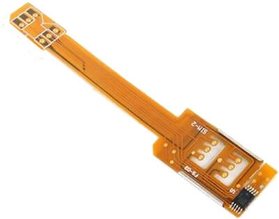 Dual SIM card adapter Flex cable for iPhone 5 5S 5C 6 6S