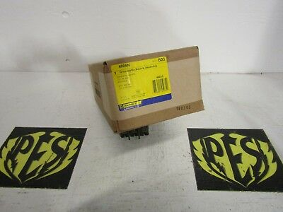 NEW NIB SQUARE D 400SN Insulated Groundable Solid Neutral Assembly NEMA 1 and 3R