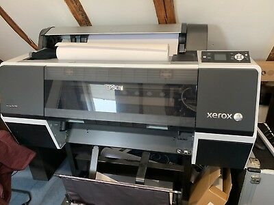 EPSON STYLUS PRO 9800 printer  with 3 months warrany & Full