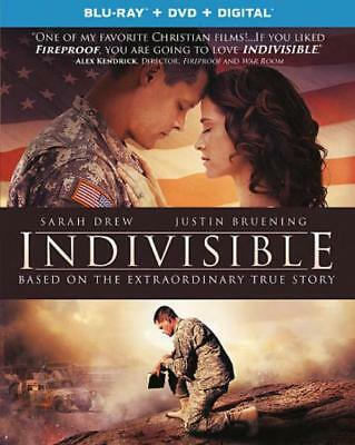 Indivisible New Blu-Ray/Dvd