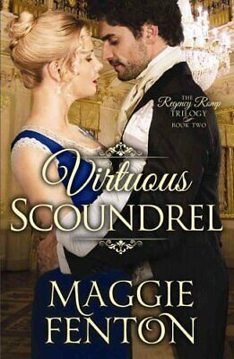 Virtuous Scoundrel by Maggie Fenton 9781503947894 (Paperback, 2015)
